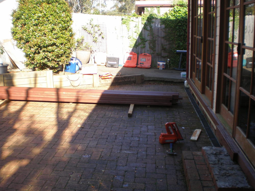 Deck Renovation - Geoff & Tricia, Como