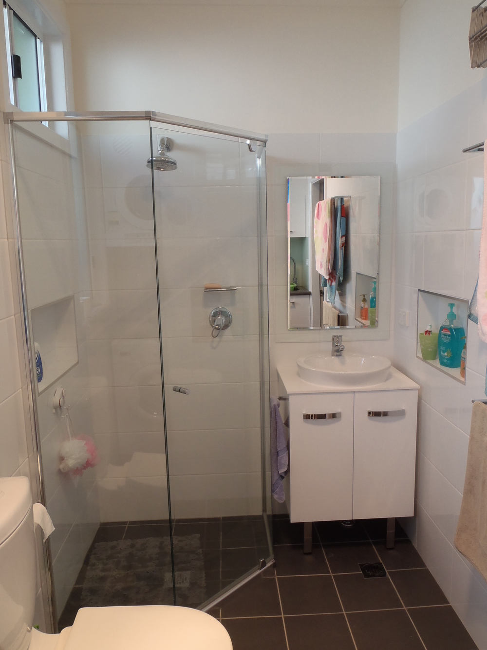 Bathroom Renovation - Geoff & Tricia, Como