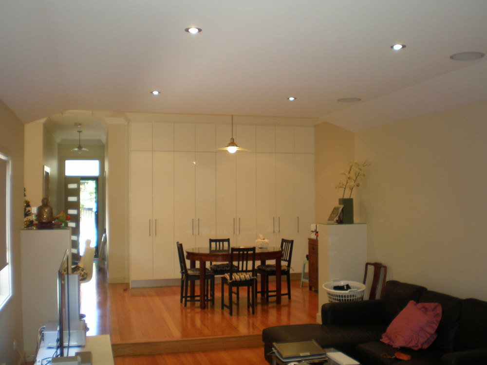 Living Room Renovation - Lynn & Marcus, Petersham