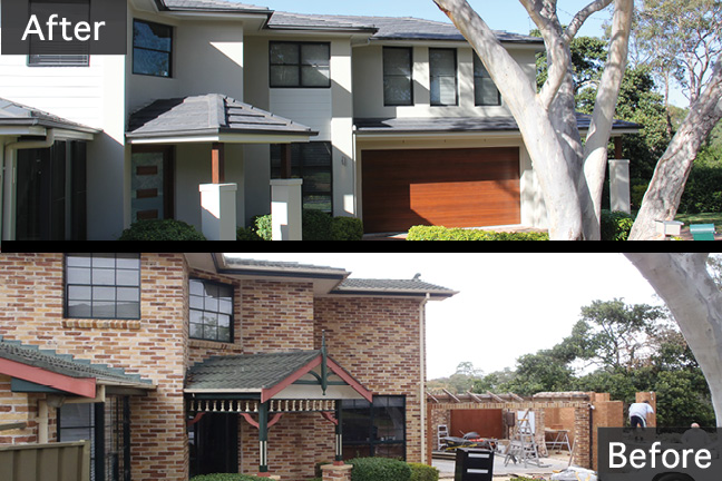 Home Renovation & Addition - Leanne & Damian, Gymea Bay