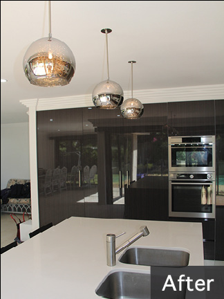 Kitchen Renovation - Leanne & Damian, Gymea Bay
