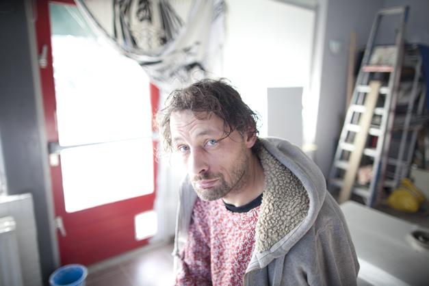 Portret Martijn Koolstra
