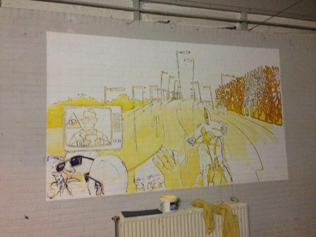 Martijn Koolstra - onder constructie