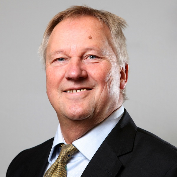 Gordon Mitchell - (independent; Chair of the Board)