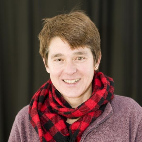 Sally Gibson - Artistic Director, Artspace Cinderford