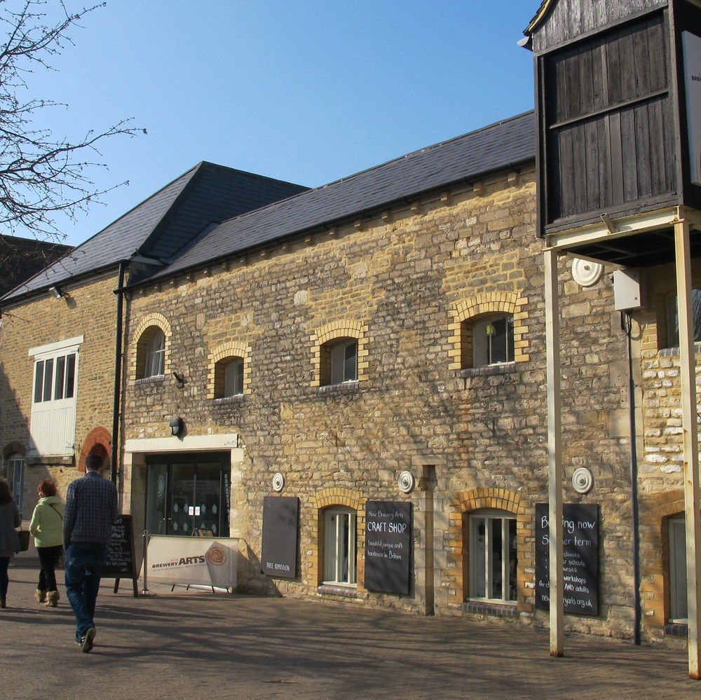 New Brewery Arts