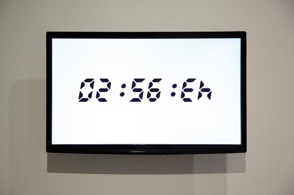 Flipped Clock, Thomson & Craighead, 2008.    ODI Data as Culture   .