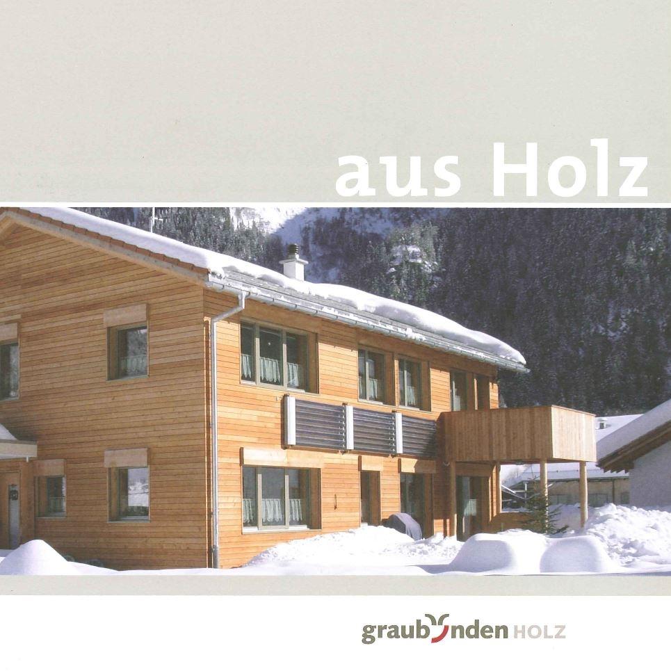 Graubünden Holz
