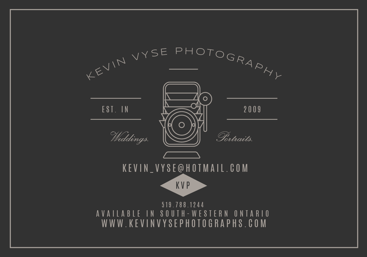 Kevin Vyse Photography