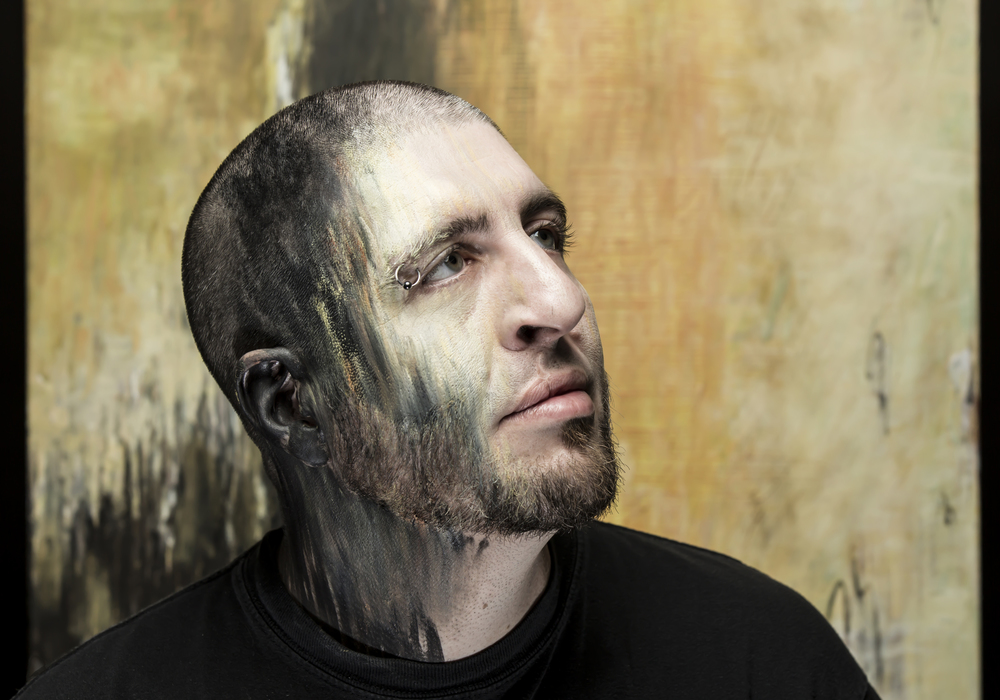Facemotions face art feelings on skin with Israel.jpg