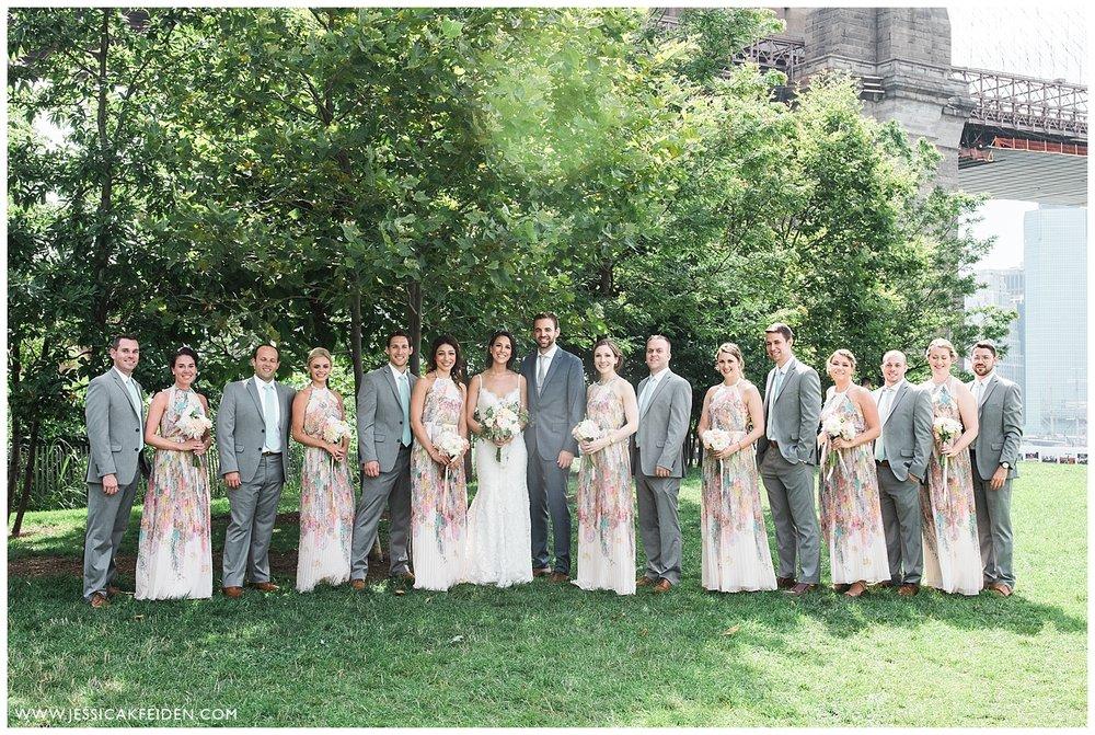 Renee and Jon's Brooklyn wedding