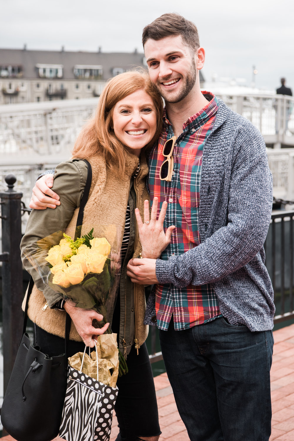 Angie and Brendan get engaged!