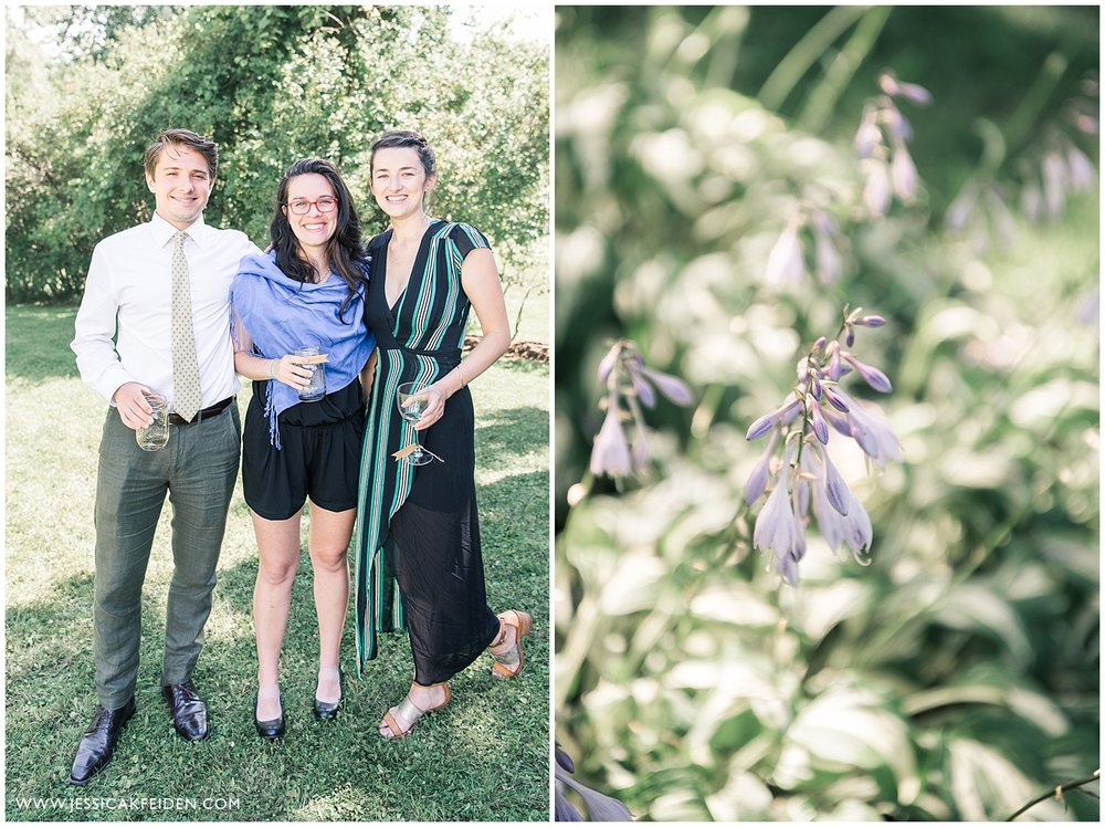 Jessica K Feiden Photography - Vermont Backyard Wedding Photographer_0010.jpg