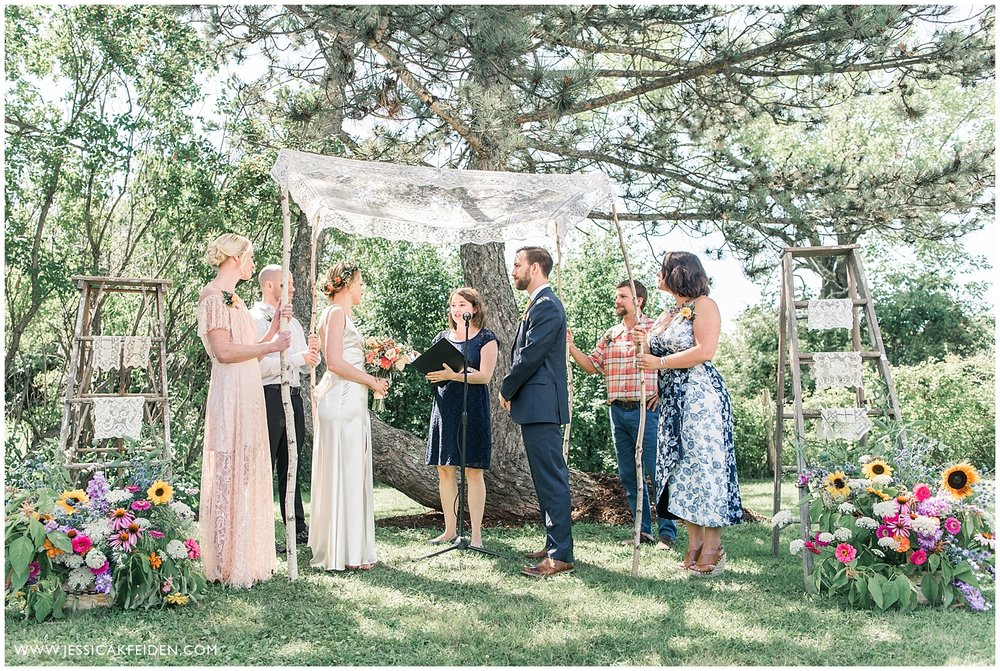 Jessica K Feiden Photography - Vermont Backyard Wedding Photographer_0014.jpg