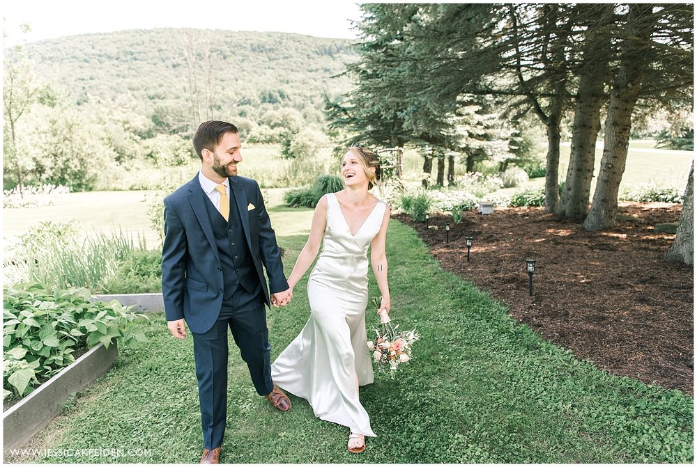 Jessica K Feiden Photography - Vermont Backyard Wedding Photographer_0023.jpg