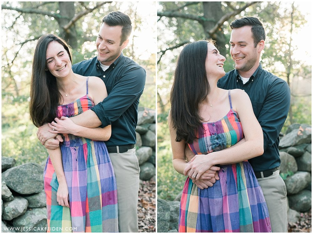 Jessica K Feiden Photography - Grist Mill Engagement Session_0003.jpg