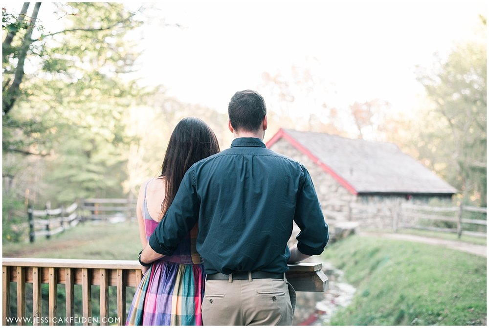 Jessica K Feiden Photography - Grist Mill Engagement Session_0005.jpg