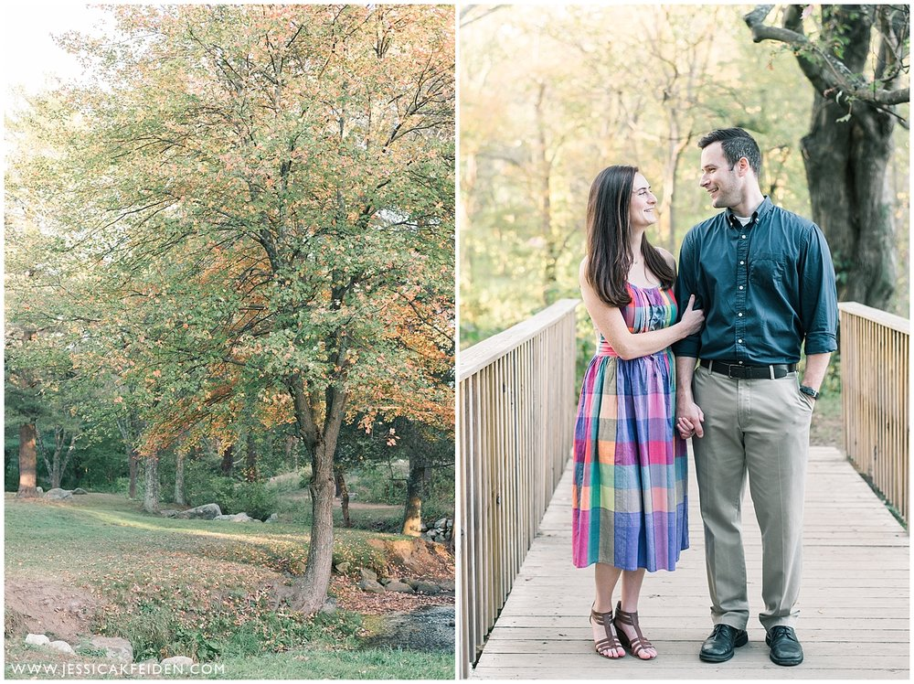 Jessica K Feiden Photography - Grist Mill Engagement Session_0006.jpg