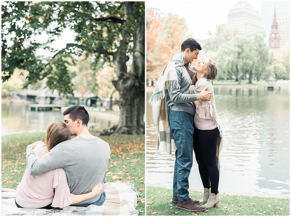 Jessica K Feiden Photography - Boston Public Garden Engagement Session - Boston Wedding Photographer_0005.jpg