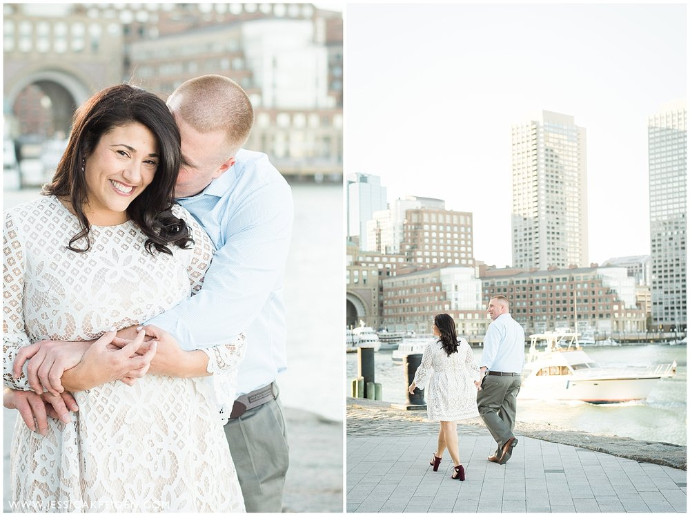 Jessica K Feiden Photography -Fort Point Boston Engagement Photos - Boston Wedding Photographer_0005.jpg