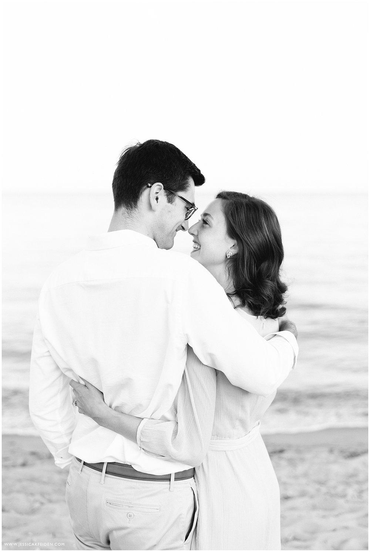 Jessica K Feiden Photography_Oregon Beach Cotuit Engagement Session_0006.jpg