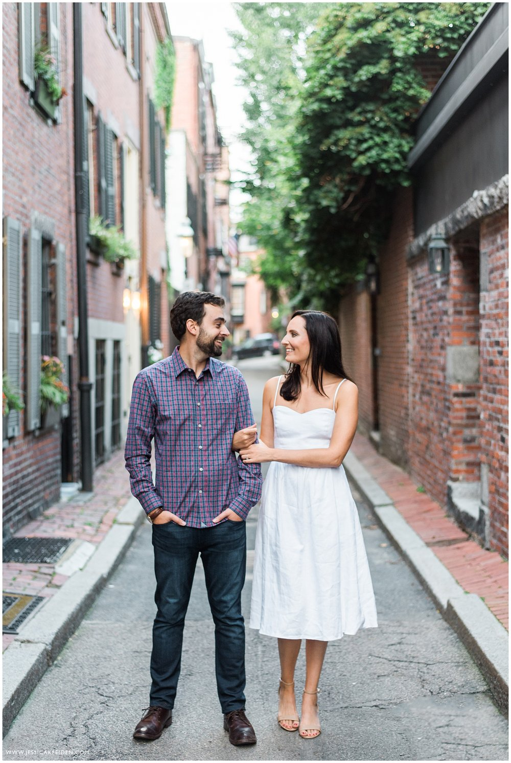 Jessica K Feiden Photography_Beacon Hill Boston Engagement Session Photographer_0002.jpg