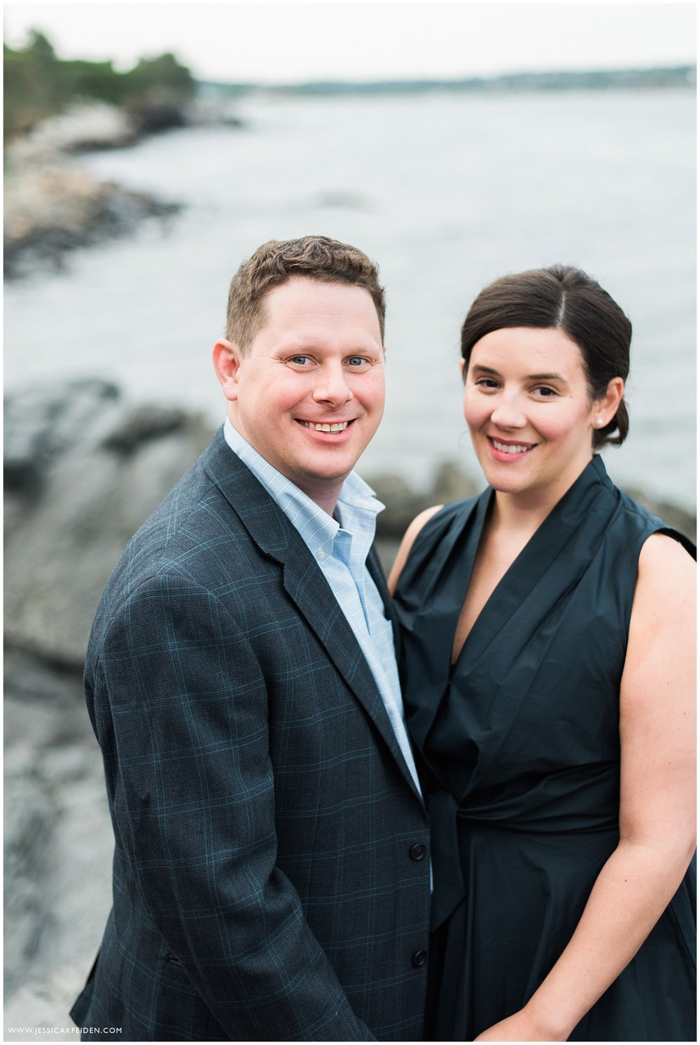 Jessica K Feiden Photography_Castle Hill Lighthouse Newport Engagement Session Photographer_0004.jpg