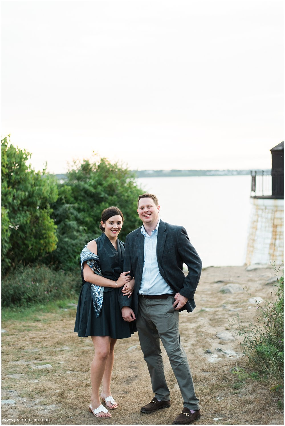 Jessica K Feiden Photography_Castle Hill Lighthouse Newport Engagement Session Photographer_0008.jpg