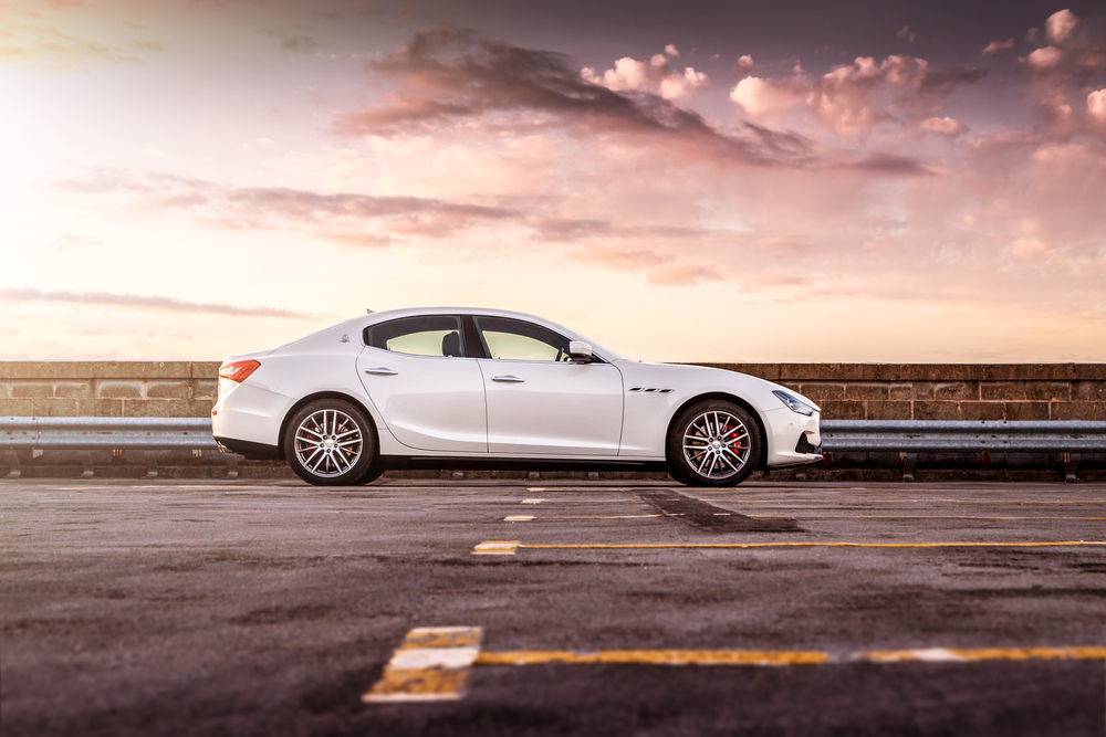 Maserati Ghibli S by Ross Jukes Automotive Photography