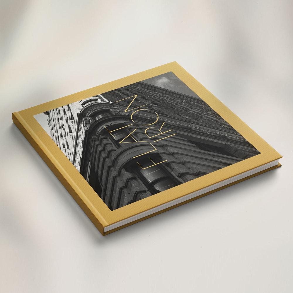 Flatiron Guide - Book Design