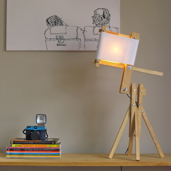 Kantelknaap    Table lamp