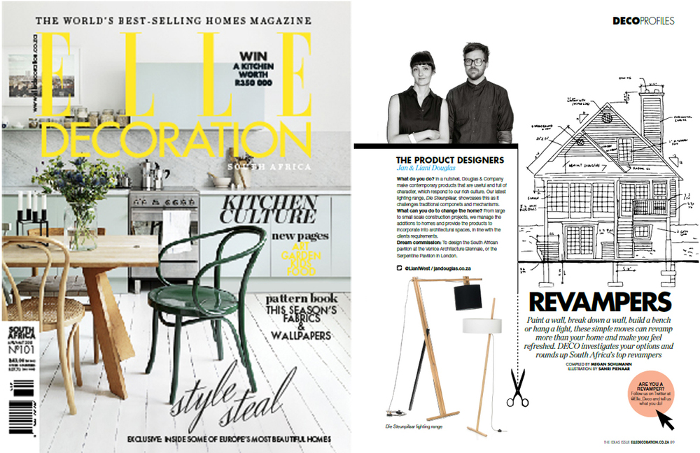 Elle Decoration South Africa Issue 101