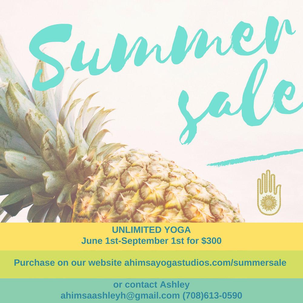 Teal Pineapple Summer Beach Instagram Post.jpg