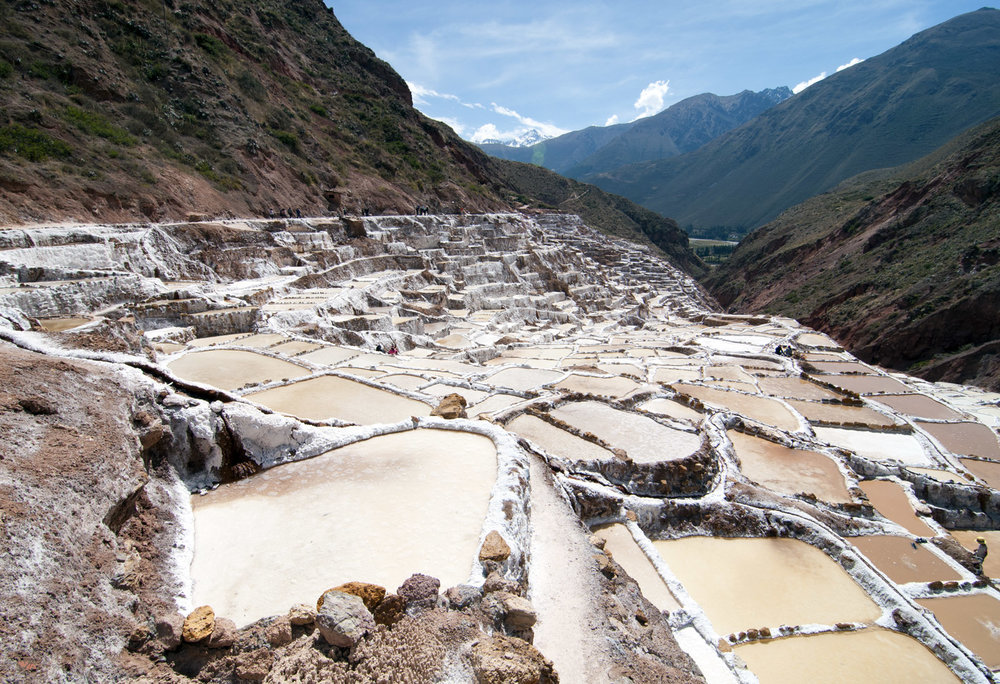 Peru Salineras natural salt mining.jpg