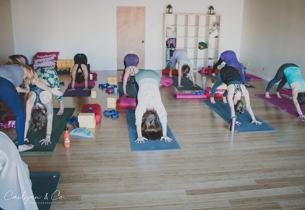 yoga classes in la grange il