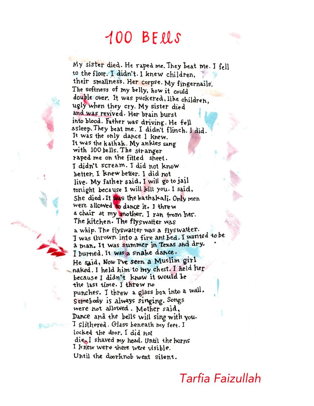 Tarfia Faizullah / Poem