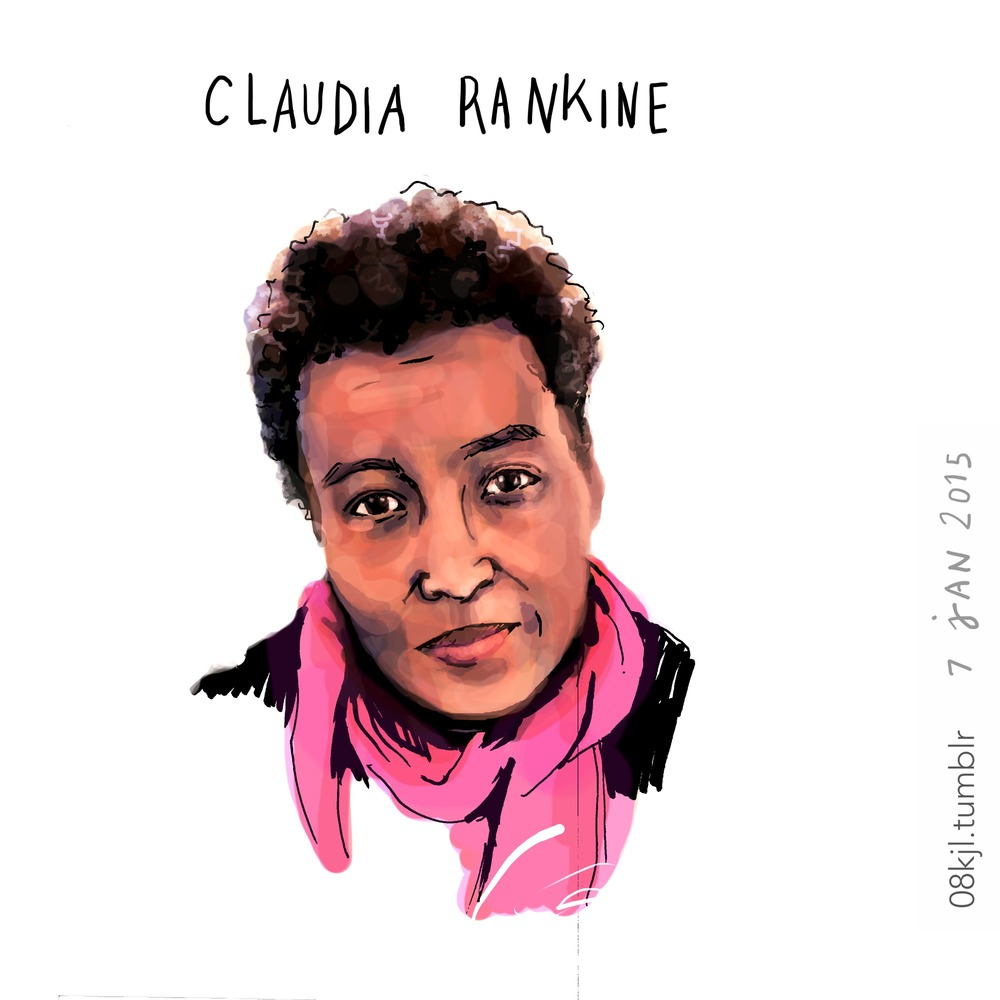 Claudia Rankine / Portrait