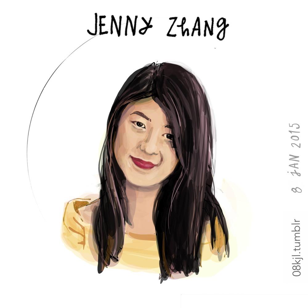 Jenny Zhang / Portrait