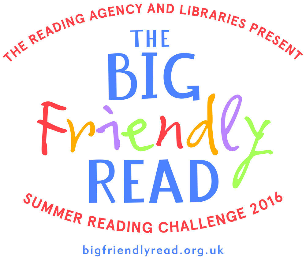 THE BIG FRIENDLY READ SELECTION - UK
