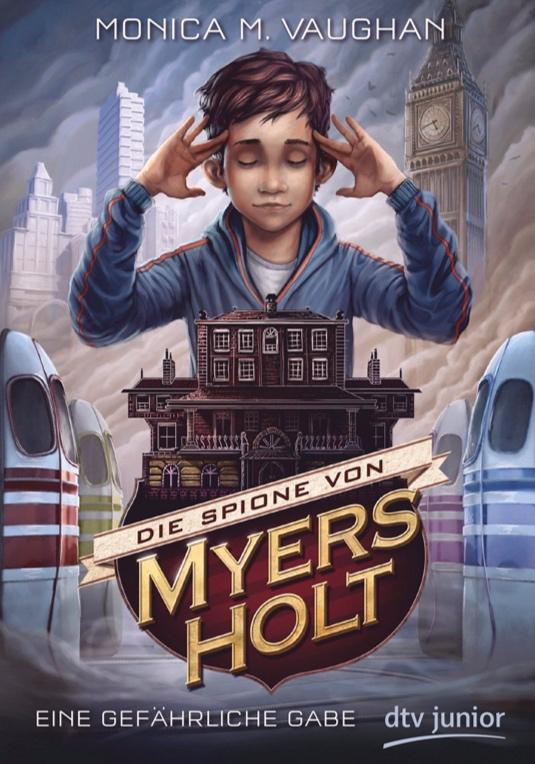DIE SPIONE VON MYERS HOLT 1  (GERMANY) DTV 2014