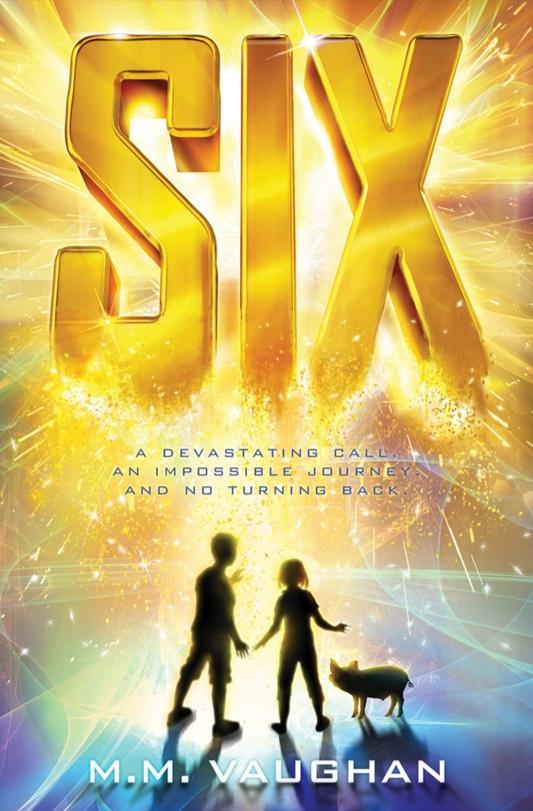 SIX  (USA & CANADA) SIMON & SCHUSTER 2016