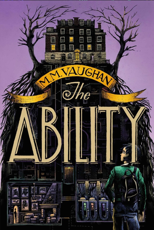 THE ABILITY  (USA & CANADA) SIMON & SCHUSTER 2014