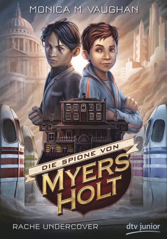 DIE SPIONE VON MYERS HOLT 2  (GERMANY) DTV 2015