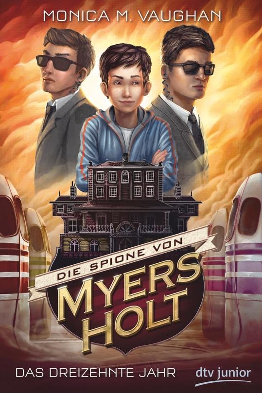 DIE SPIONE VON MYERS HOLT 3  (GERMANY) DTV 2016