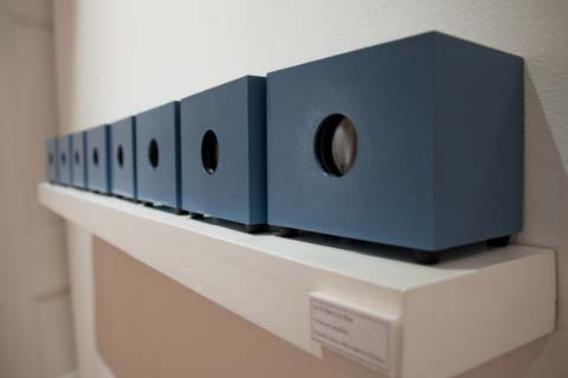 1 in 8 objects in blue
