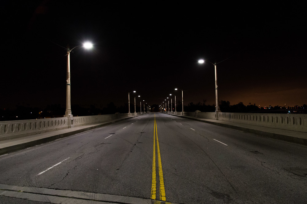 6th Street Bridge, los angeles, california