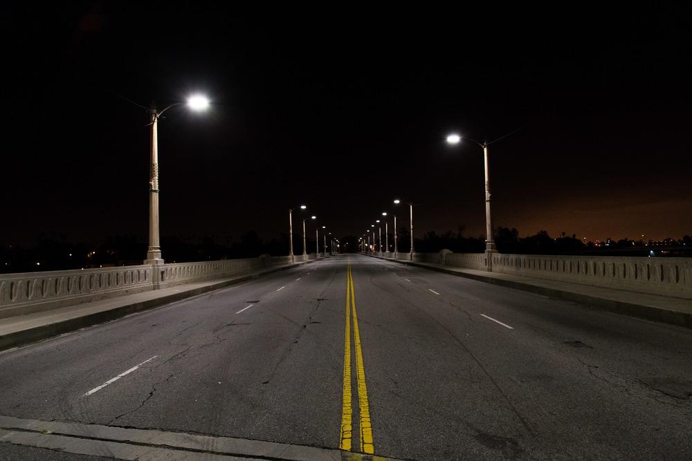 6th Street Bridge, los angeles, california