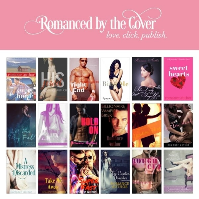 Romanced by the Cover Launch