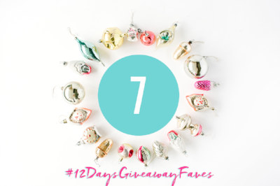 12 Days Giveaway