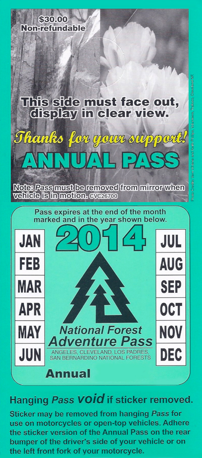 Annual Adventure Pass